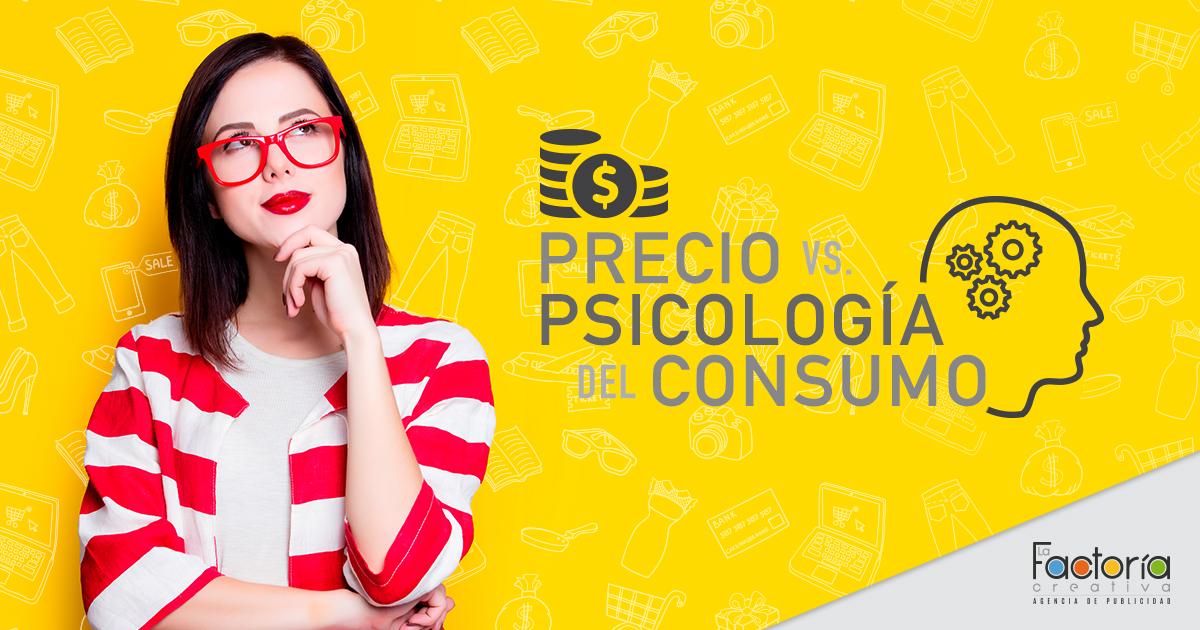 El precio y la psicología de consumo