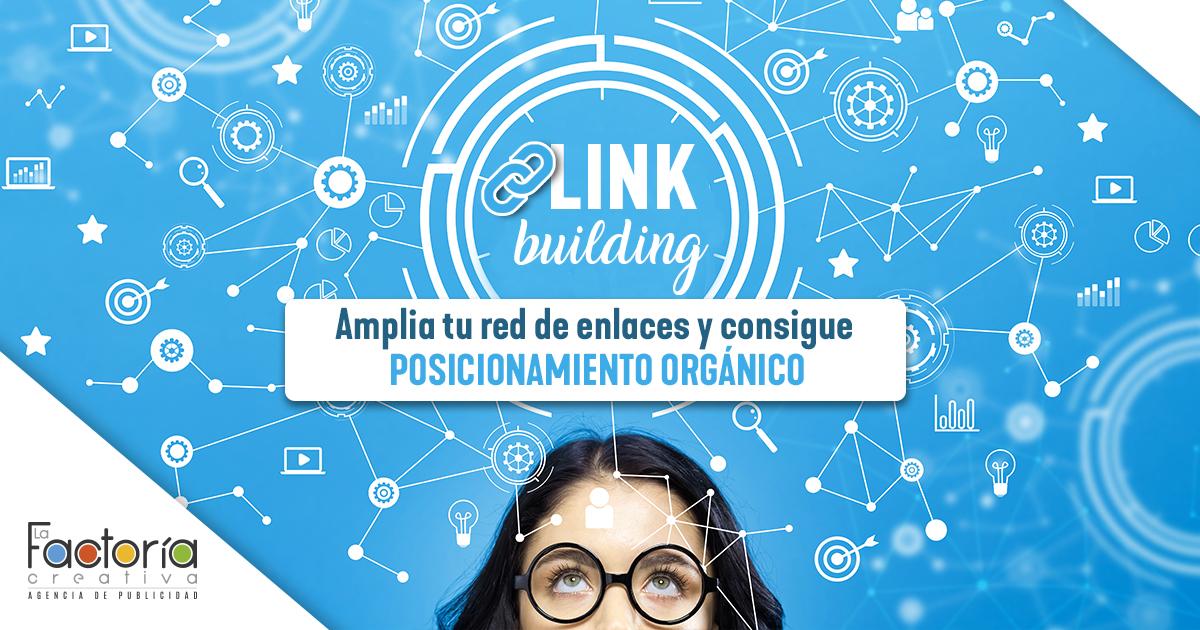 Link building red de enlaces