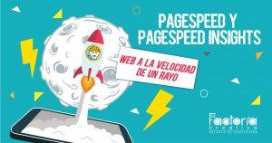 Pagespeed velocidad de carga en web