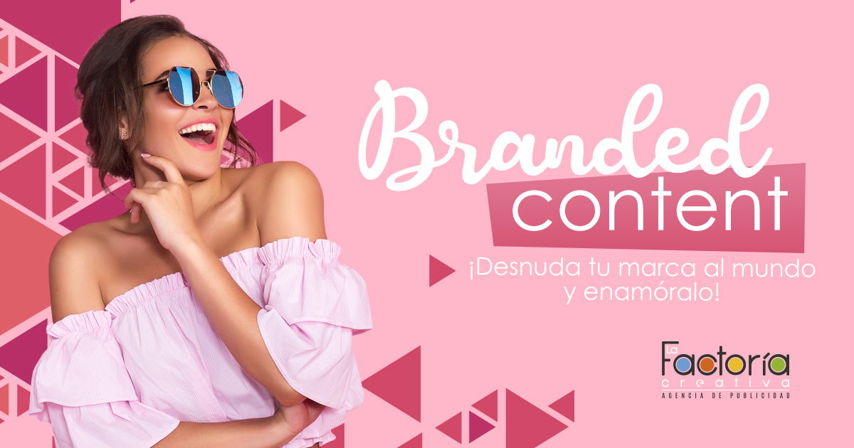 Branded content marca