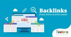 Backlinks enlaces de posicionamiento