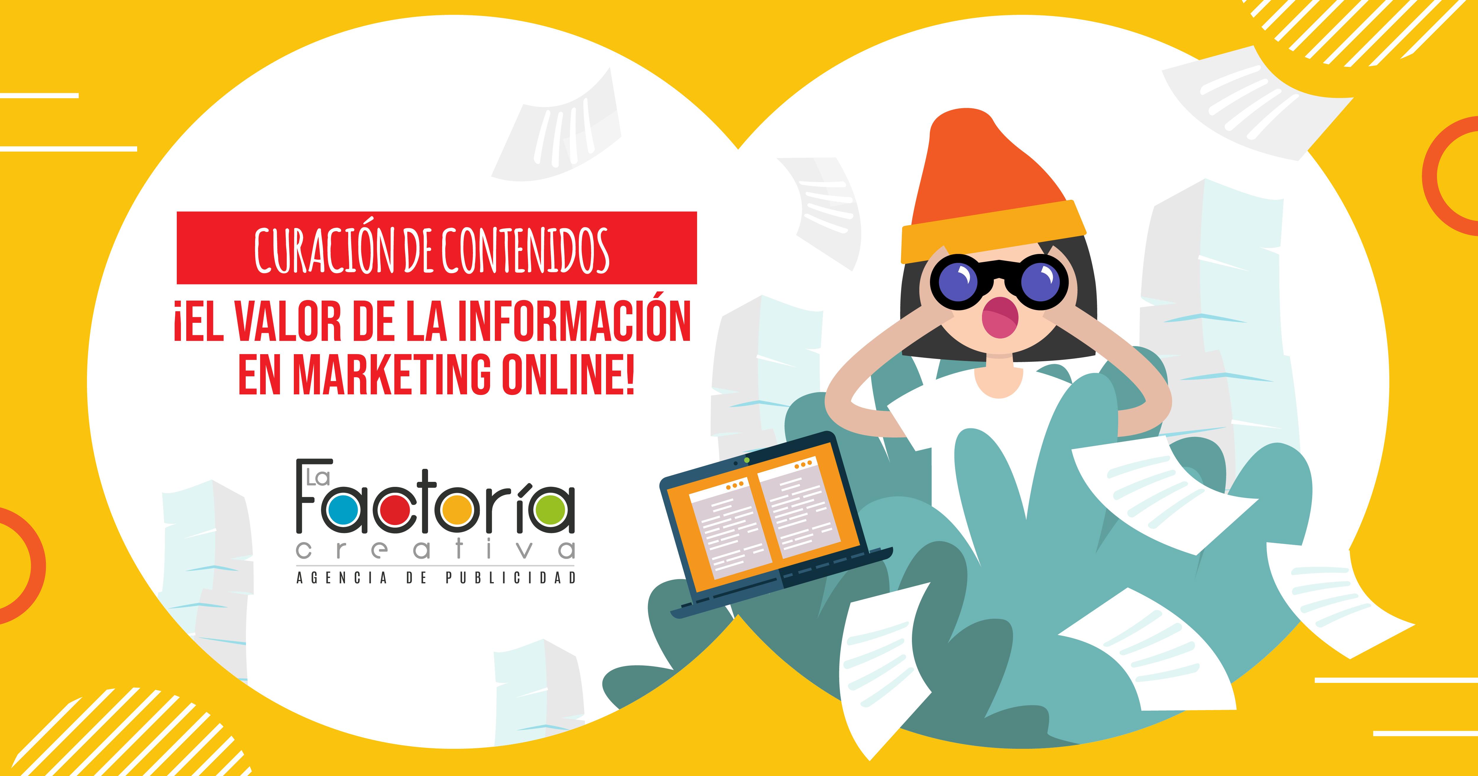 Curación de contenidos en marketing digital