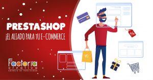 Tienda online en prestashop