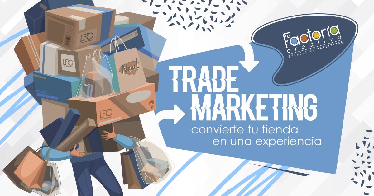 Trade marketing para tu tienda