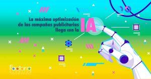 Inteligencia artificial el futuro de la optimización publicitaria