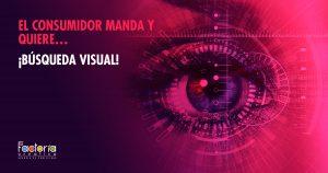 Visual search y la busqueda visual