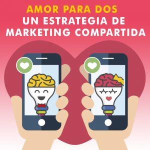 Estrategias de marketing en san valentin para dos