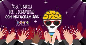 Conquistar comunidad con instagram ads