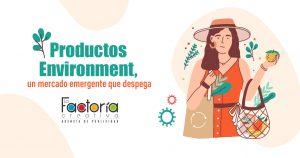 Coronavirus y productos environment