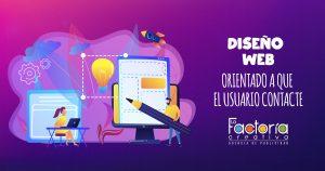 diseño web orientado usuario
