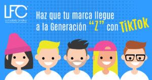 TikTok para la generación Z