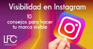 Visibilidad en Instagram consejos