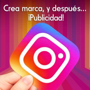 Visibilidad en instagram crea marca