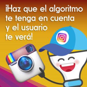 Visibilidad en instagram algoritmo