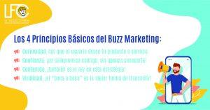 Los pilares básicos de buzz marketing