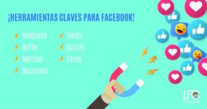 Herramientas de marketing en Facebook