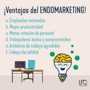 Endomarketing ventajas