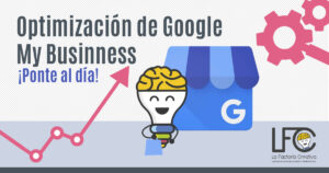 Optimización de Google My Business