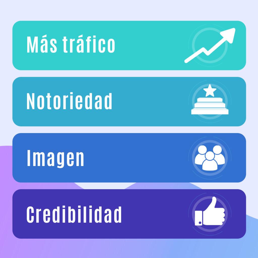 Ventajas del marketing de contenido