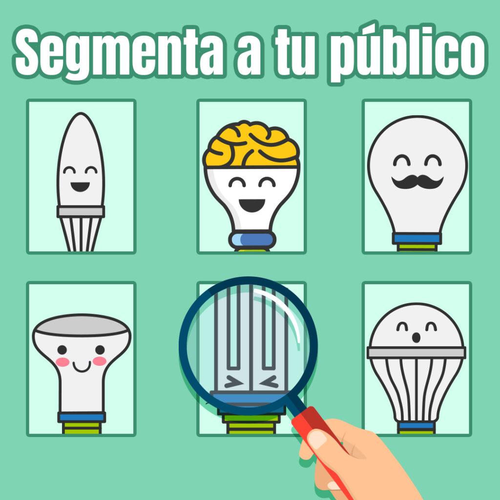Cómo segmentar a tu público objetivo en tu estrategia de marketing digital